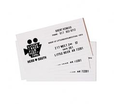 Little Fury :: Little Rock Film Festival #card #business