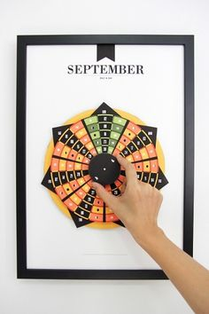 Pattern Matters #pattern #calendar #design #hand #craft #made #paper