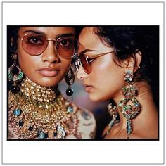 Jewellery Courtesy: Sabyasachi Heritage Jewelry