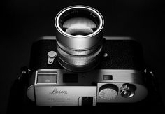 Leica - The Black Workshop #camera #leica