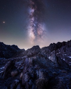 Magnificent Milky Way and Astrophotography by Dylan Knight