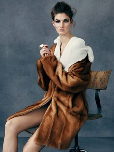 Kendra Spears by Ben Weller for Vogue Spain #fashion #model #photography #girl