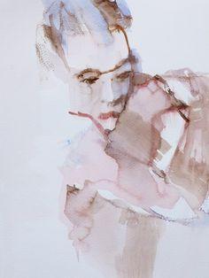 Image of Michele Bajona Alone #drawings #artist #art