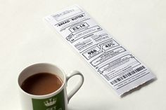 "Icon's ""Rethink"": turning receipts into 'paper apps' – Blog – BERG #from #receipts #rethinking #media #surfaces"