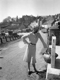 Norman Parkinson - The Cotswold Country - Photos - Social Photographer's Portfolios #fashion #photography #inspiration