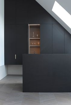 A Modern Loft Conversion in Vienna