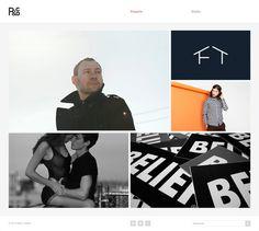 R&Co Design / r-ny.com #webdesign