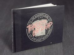 Dribbble - TnD Book Mockup by Jeff Finley #print #logo #not #threaded #dead #typography