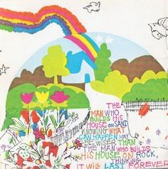 Vintage Kids' Books My Kid Loves: The Peace Box #illustration #vintage