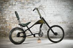 #vehicle #bicycle #custom #chopper
