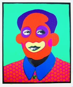 Paul Insect | PICDIT #art #design #painting #color