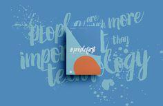 #WeLoveNoise #AIGABoston #event #dxboston15 #collateral #brochure