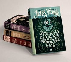 Chad's Eye View - Part 2 #illustration #book cover #jules verne