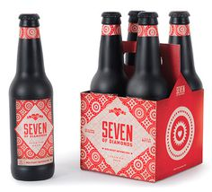 Seven of Diamonds #beer