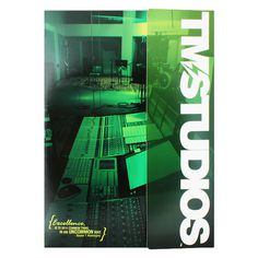 TM Studios Tri-Fold Pocket Folder (Front View) #trifold #folder #pocket