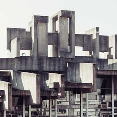 Concrete Cross by Florian Mueller