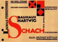 Bauhaus: Ninety Years of Inspiration #bauhaus