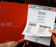 Tap Gastro Pub Branding #menu #restaurant #branding #typography
