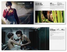 Odear - MK2 #presentatiion #festivals #folder #film