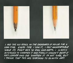 TATE ETC. - Europe's largest art magazine #1973 #baldessari #the #john #pencil #story