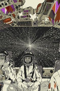 joshcochran-iphone3.jpg (320×480) #illustration #wallpaper #space