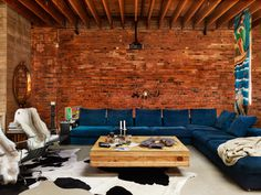 The Design Chaser: Homes to Inspire | Divine Restoration #interior #design #decoration #deco