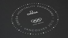 riLUKA. Omega Winter Olympics Tender. #agency #a #tree #in #london #design #fish #graphic #website #3 #identity #logo #brochure