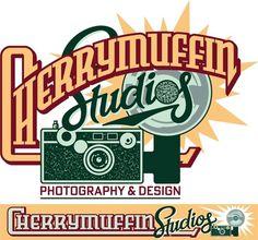 cherrymuffin.jpg 500×468 pixels #logo #typography
