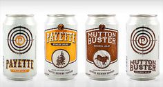 Payette Brewing Co. Cans
