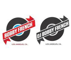 DJ Bobby French : The online portfolio of Josh Sullivan #logo