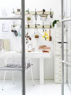 home office #interior #design #decor #deco #decoration
