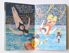 Fine Fine Books: Anna Vaivare: Swimming Pool
