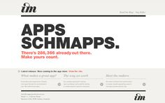 Image Mechanics |Â Best Website of November #print #clean #simple #layout #web