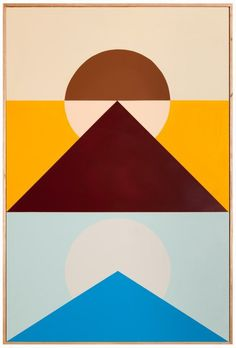 Esther Stewart   PICDIT #design #art #painting #pattern #color