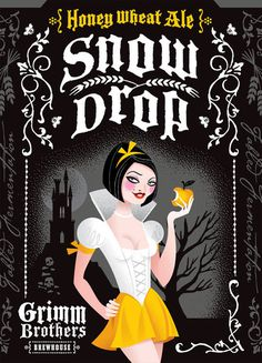 Grimm Brothers\\\' Snow Drop
