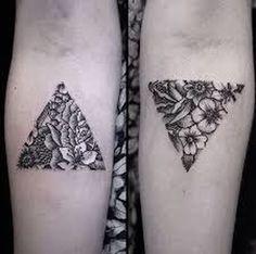 Image result for minimalist flower tattoo