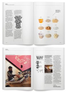 CollectMag3 #spread #layout #magazine