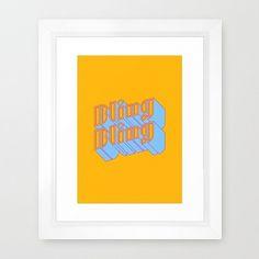 Enso Typeface #frame #minimalism #vintage #poster #bling #3d #typography