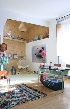 Kid's Room Tour: Reina & Neils #interior #design #decor #deco #decoration