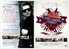 HFDP Peter Jöback #heart #france #poster #film