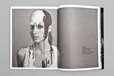 Page. 01 - 10 on the Behance Network #page #design #spread #photography #magazine