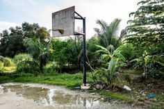Richard James Daniels Captures Basketball Courts in Rural Philippines
