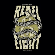 Over these past few days we #rebel #eight #snake