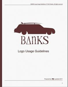 Banks | Surf products #just #surf #branding #guide #banks #usage #jack #logo