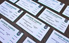 FPO: Coffee Creative Business Cards #creative #business #card #letterpress #coffee