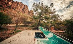 Mexico, Architecture, Dream House, Pool, Garden