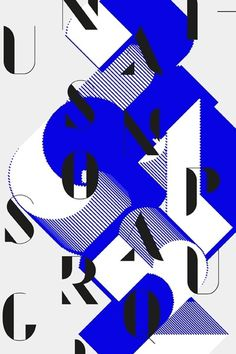 Les Graphiquants | Atelier de graphisme à Paris #typedesign #contrast #hight