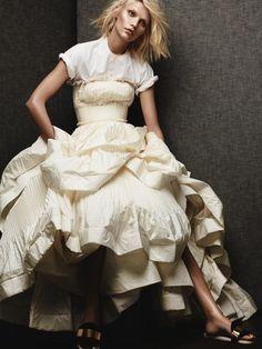 Aline Weber by Rafael Stahelin #fashion #model #photography #girl
