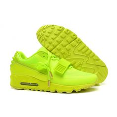 The Nike Air Yeezy 2 Ii Sp 90 Devil Series West Mens All Bling Yellow