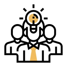 See more icon inspiration related to leader, user, master, network, manager, team, group, networking, avatar, person and people on Flaticon.